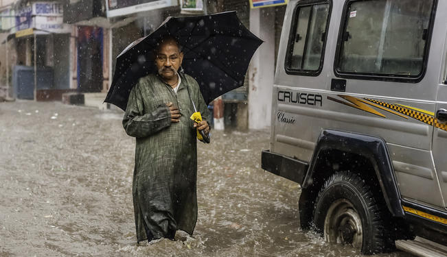 The Uttarakhand Disaster and Climate Change