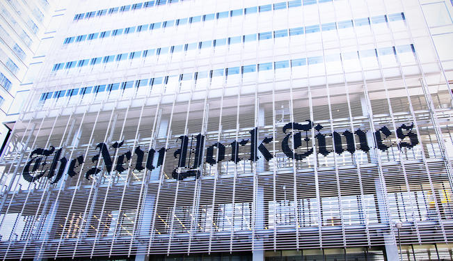 Memo to NYT: Be Less Imperial, Be More Honest