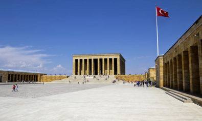 Turkey: East Meets West or a Third Way?