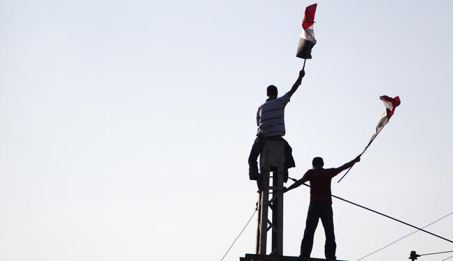 Under Morsi: Red Lines Gone Gray (Part 1/2)