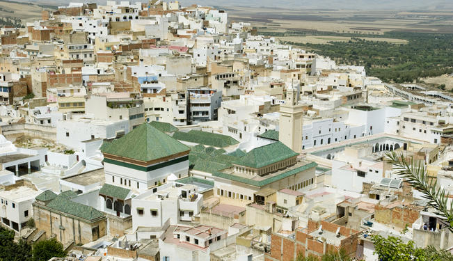 Regionalization in Morocco