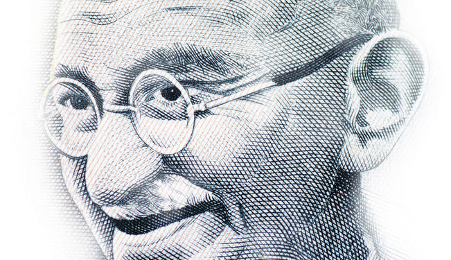 Gandhi and the Paradox of Personal Desire