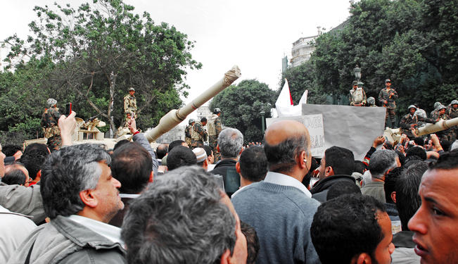 The Egyptian Army and the Muslim Brotherhood: A Complex Relationship (Part 1/2)