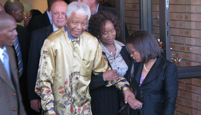 The Legacy of Nelson Mandela