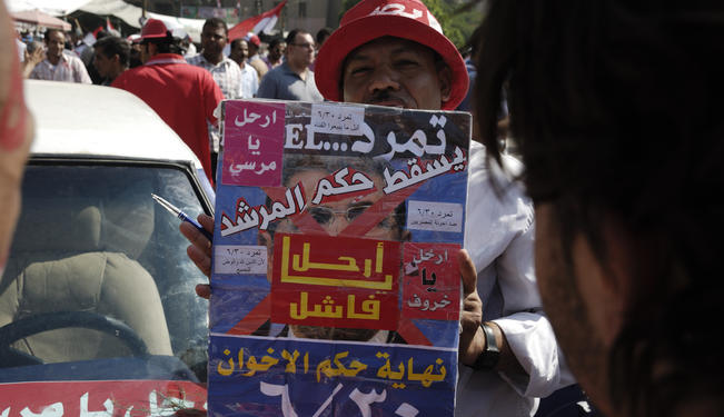 The Muslim Brotherhood: Islam and Democracy in Egypt