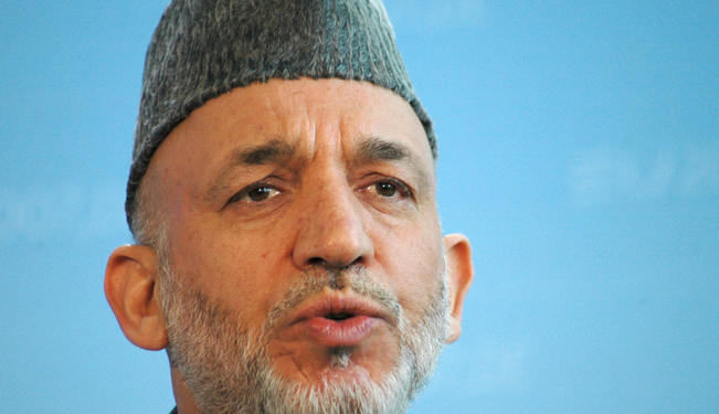 Don't Give Up on Afghanistan Before Karzai's Next Pirouette
