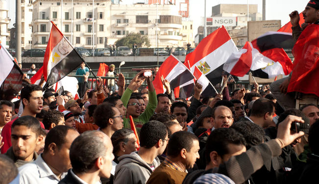 Revolution Square One: Egypt Three Years On