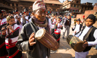 Linguistic Diversity in Nepal's Music Industry