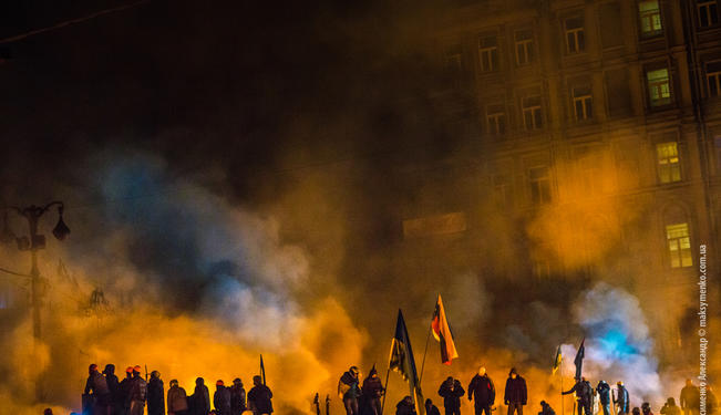 The Dark Side of the Ukraine Revolt