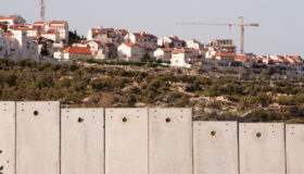 Jewish Settlements and the One-State Solution