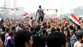 Power and Energy: The Egyptian Presidential Election