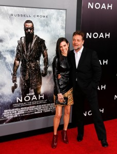 Jennifer Connelly and Russell Crowe - Copyright © Shutterstock. All Rights Reserved