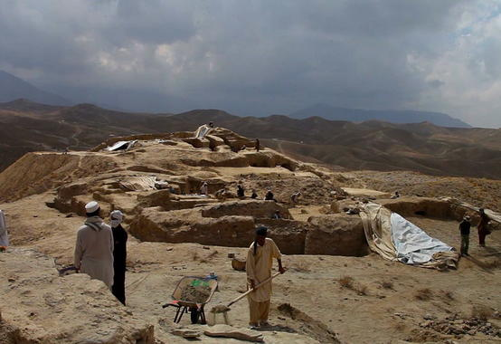 The Race to Save Mes Aynak: In Pictures