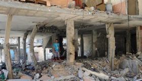 Maintaining the Siege of Gaza: A Crime Against Humanity