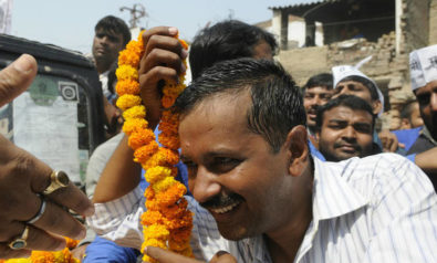 BJP Bites the Dust in Delhi, While AAP Steamrolls to Victory