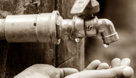 Water Scarcity Risks Being a Source of Conflict