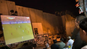 Israeli-Palestinian Conflict Moves to Soccer