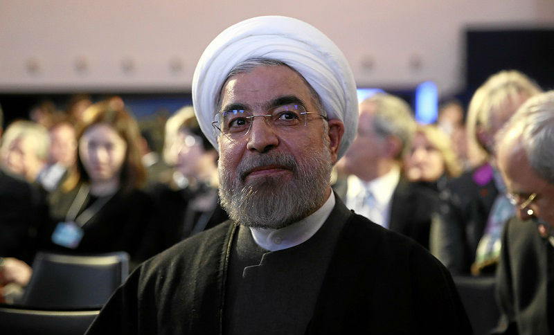 Hassan Rouhani / Flickr