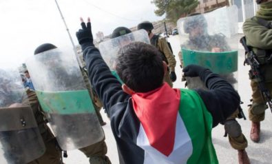 Palestinians Must Launch a Third Intifada, But Not Against Israel
