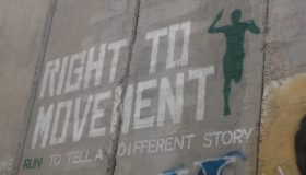 Run to Tell a Different Story in Palestine