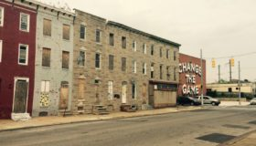 Baltimore, the City of Lost Souls