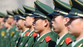 Military Strategy Sheds Light on the Superpower China Wants To Be