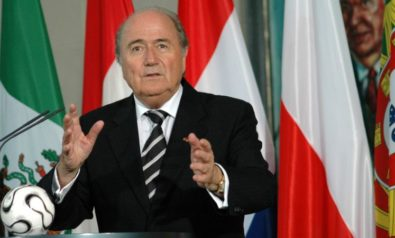 Blatter Helps AFC to Keep its Skeletons in the Closet