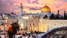 History Provides Lessons for Jerusalem's Future