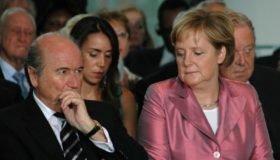 Blatter Reveals Shady World of Sport and Politics