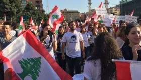 Anti-Establishment Protests in Lebanon Escalate