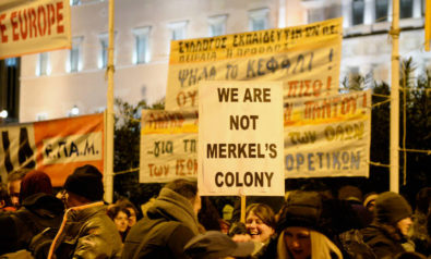 Austerity Economics is Fraying Europe's Social Contract