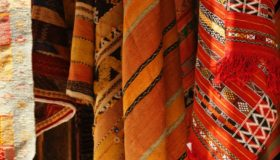 Anou Connects Moroccan Weavers to World Market