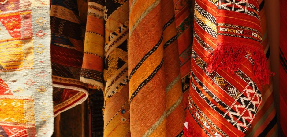 Anou Connects Moroccan Weavers To World Market Fair Observer