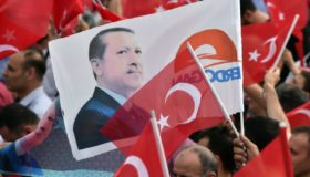 Is Turkey Turning East?