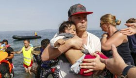 Compassion Leads British Family to Help Refugees in Greece