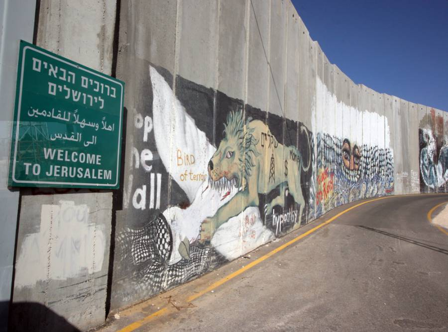 West Bank Separation Wall