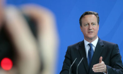 The World This Week: Security Trumps Liberty for Cameron and Sisi