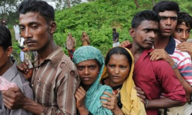 Accusations of Genocide Rock Myanmar's Transition