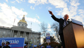 The Most Important Presidential Campaign Speech: Bernie on the Banks