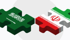 Saudi and Iran Light Up the New Year