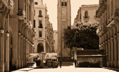 Reclaiming the Streets of Beirut Through Art