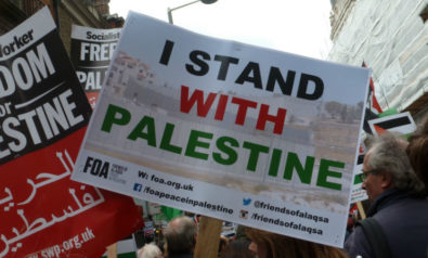 Has UK Government Declared War on Palestinian Rights Supporters?