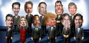 Republican presidential candidates 2