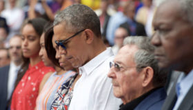 The World This Week: Obama Visits Cuba to Salsa With Castro