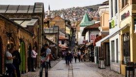 Sarajevo Today: Bridging East and West in Stari Grad
