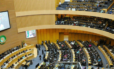 Africa This Month: Toward a More Respected African Union