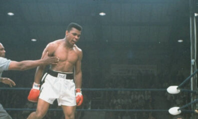 The Fourth and Final Disappearance of Muhammad Ali