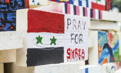 ISIS Tears Attention Away From Activism in Syria