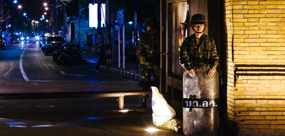 2014 Thailand Coup