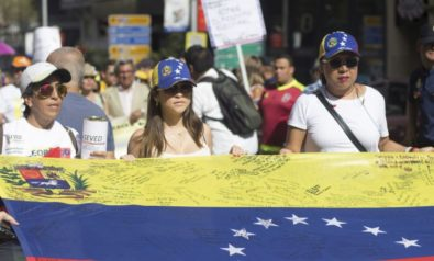 The Battle for Venezuela is Heating Up